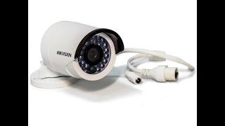 Camara IP Modelo DS-2CD2020-FI Hikvision configuración