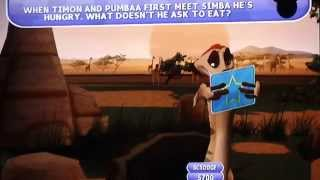 Disney Think Fast Part 11: Timon Guest Star