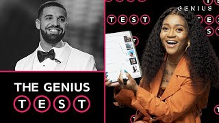 Domo Wilson Takes The Drake Quiz | The Genius Test