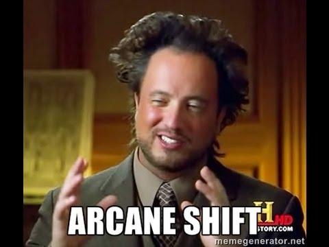League Of Legends - Arcane Shift To Good