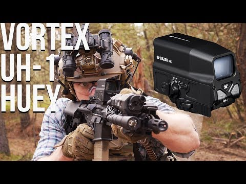 Vortex UH-1 Huey, The EOTech Killer? (Lower Priced Holo Sight)