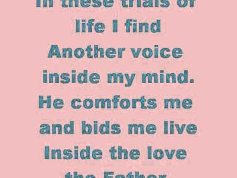 Alison Krauss - A Living Prayer (with lyrics)