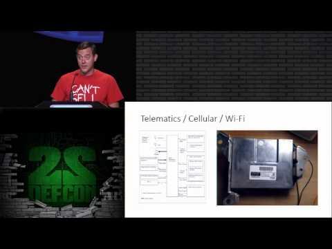 DEF CON 22 - Charlie Miller & Chris Valasek - A Survey of Remote Automotive Attack Surfaces