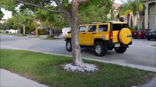 Hummer H3 Exhaust LOUD! (GM Performance Exhaust)