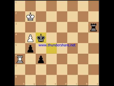 Pawn Promotion- Rook Ending