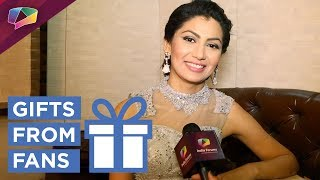 Sriti Jha Receives Gifts From Her Fan   Gift Segment