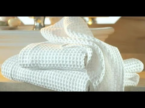 Супер - отстирывание полотенец. Отбелить кухонные полотенца. быстро и легко/ 린넨 용 타월