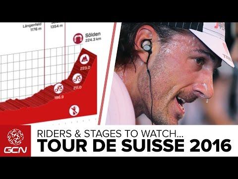 Tour De Suisse 2016 Preview