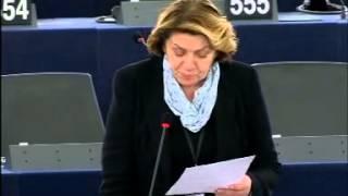 Intervento in aula di Caterina Chinnici sui diritti fondamentali nell'UE