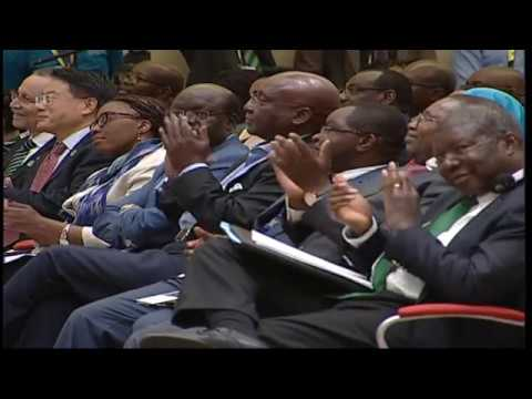 Opeming of African Continent Free Trade Area (AfCFTA) Business Forum | Kigali, 20 March 2018