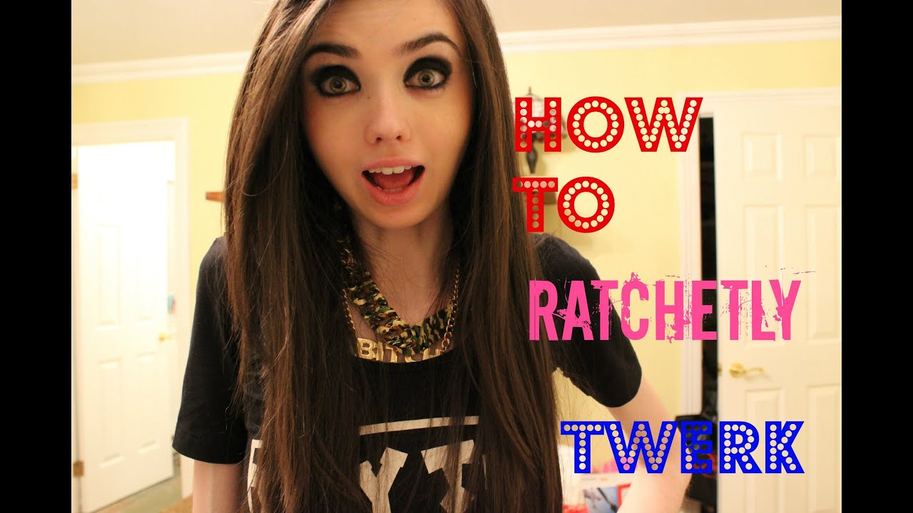 how to ratchetly twerk - youtube