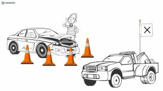 Vehicles & Driving Safety Video