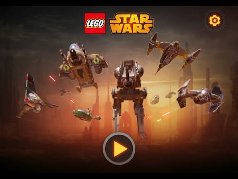 LEGO Star Wars: Ultimate Rebel Game Video - YouTube
