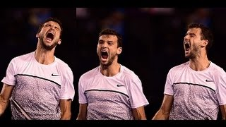 Andy Murray vs Grigor Dimitrov BEST TOP 3 HD Australian Open 2015