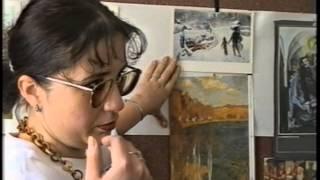 Мастерская по ИЗО. Ильина И. А. 1996 год.