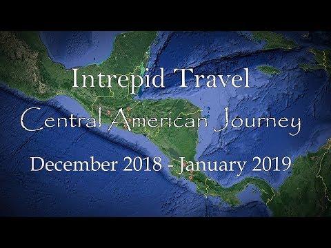 Central American Journey – Intrepid Travel – December 2018