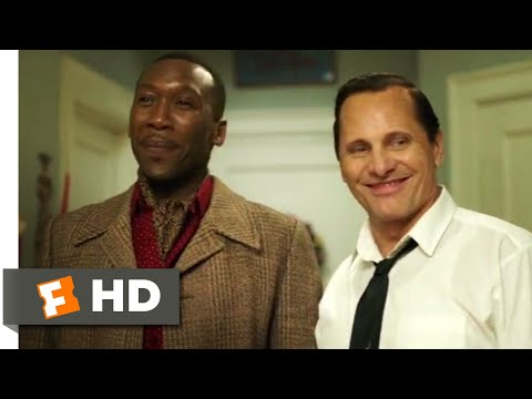 Green Book (2018) - Christmas Dinner Scene (10/10) | Movieclips