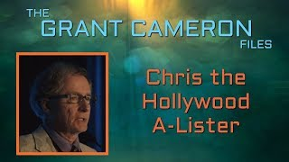 Grant Cameron with Guest Chris (the Hollywood A-Lister)