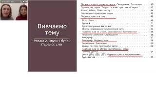 Урок з інтегрованого курсу «Українська мова. 2 клас». Особливості планування і проведення