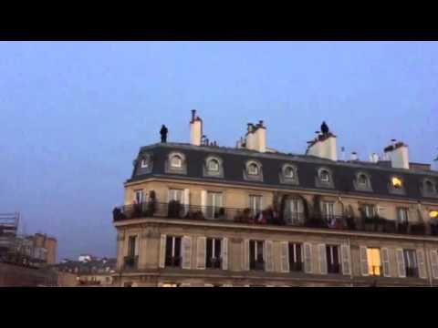Rencontres parisiennes sur le soufisme