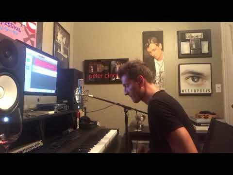 NEW LIGHT - John Mayer, Zookeper (Peter Cincotti Piano Cover)