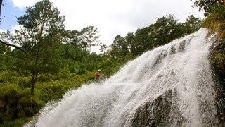 Extreme Canyoning in Da Lat, Vietnam