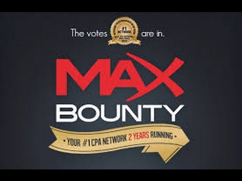 How To Promote CPA Offers Without A Website | $1000 With MAXBOUNTY