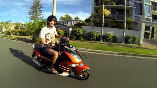 Watch Mopeds Paradise video