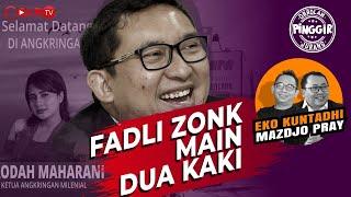 FADLI ZONK MAIN DUA KAKI I Obrolan Pinggir Jurang (OPJ)