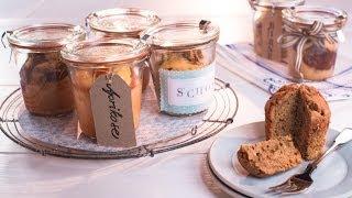 Rezept: Kuchenvarianten im Glas von Dr. Oetker