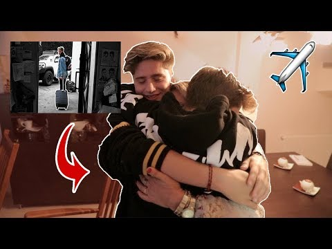 Thumbnail: WE FLOWN FROM USA TO SPAIN FOR THIS SURPRISE (very emotional)