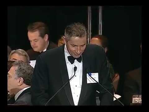 Klaus Kleinfeld, Alcoa Inc., 2014 Catalyst Awards Dinner