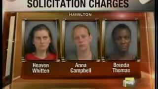 Hamilton Prostitution Arrests