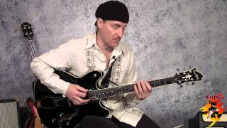 Essential Chromatic Passing Notes for Blues