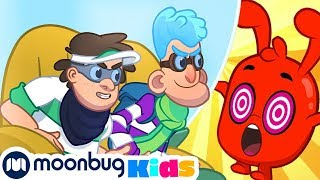 Mila and Morphle HYPNOTIZED!! - My Magic Pet Morphle | Cartoons For Kids | Morphle TV | BRAND NEW