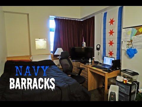 Great Lakes Navy Base Barracks 2016 NEW
