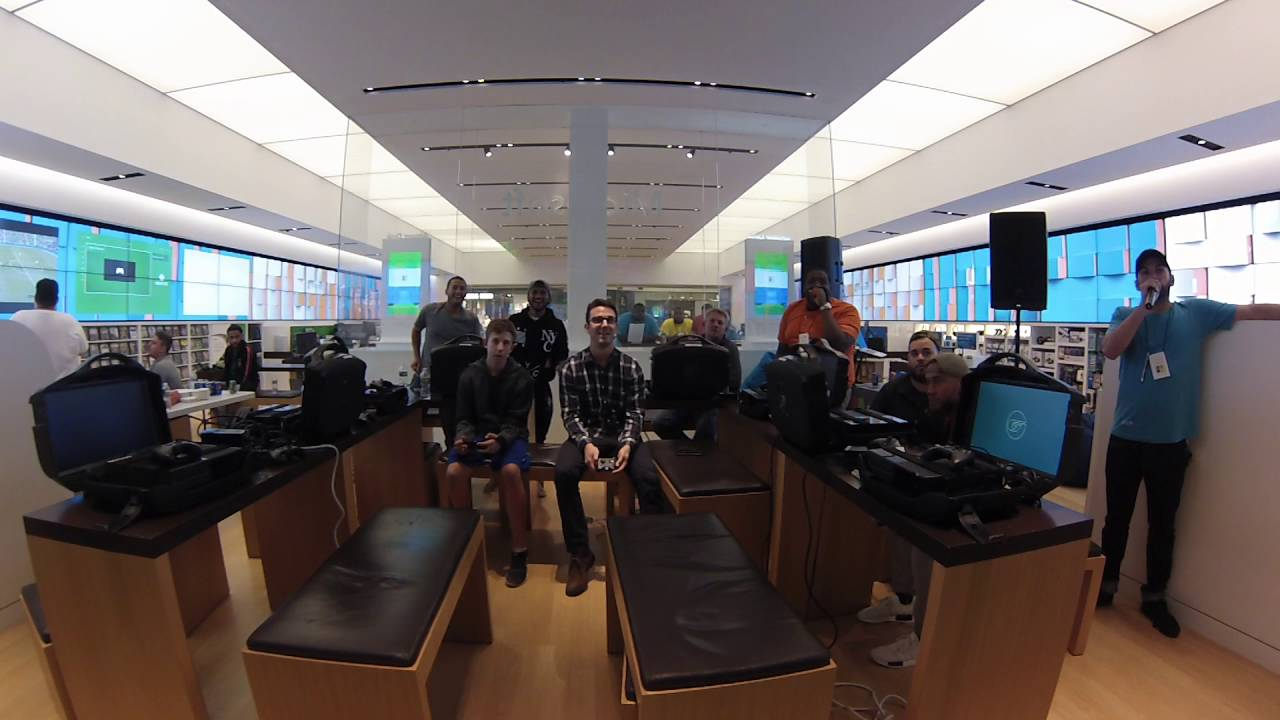 Building 92 microsoft store - Microsoft Store Fifa 17 Tournament