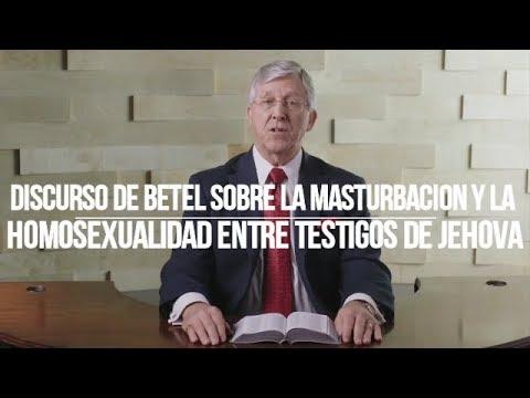 Discurso sobre la masturbación y homosexualidad en betel. Testigos de Jehová. Jw.org Crecer#58