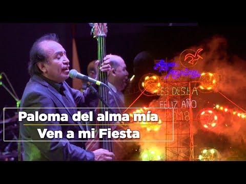 Agua Marina - Paloma del alma mía - Ven a Mi Fiesta