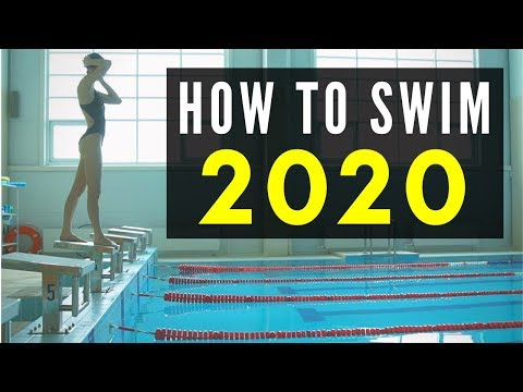 How to Start Swimming in 2020   4 Methods