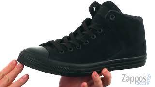 Converse Chuck Taylor® All Star® High Street Thermal Suede Hi SKU: 8941411