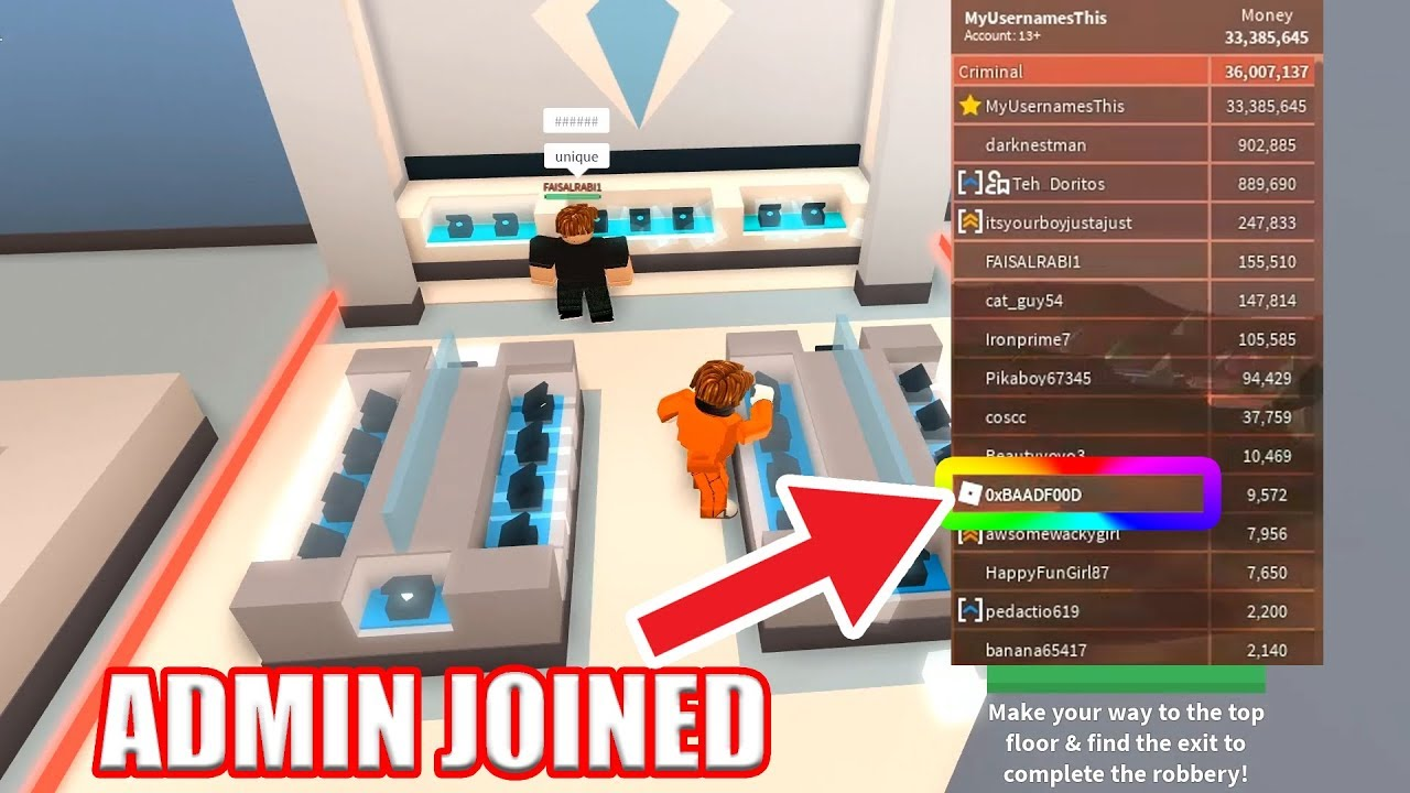 how to make an admin game on roblox