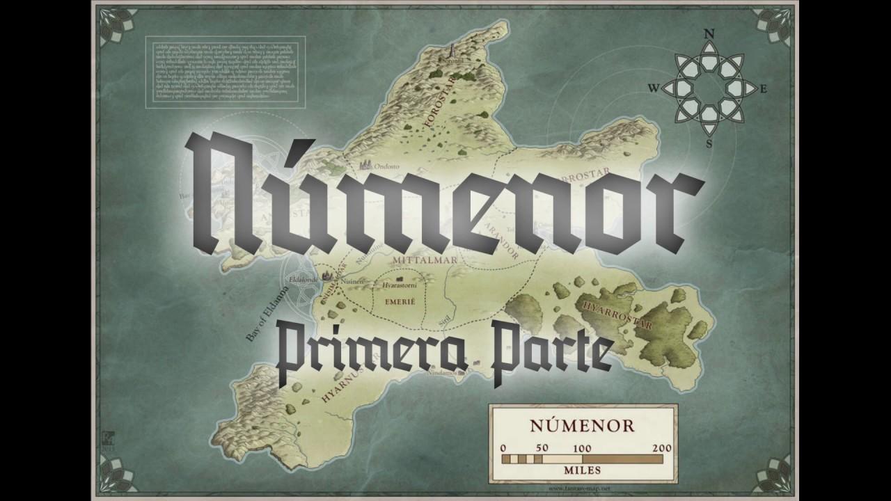 Elros Tar-Minyatur y los Primeros Reyes de Númenor - La Segunda Edad en Arda (3) - Los Dúnedain