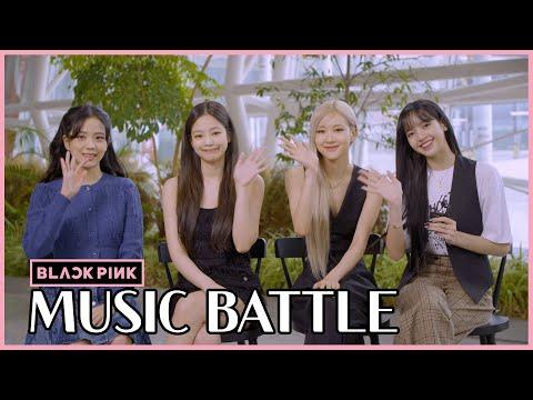[SSY] BLACKPINK🤩가 전하는 Music Battle 소식!