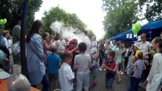 Научные Пикники в Мариинском Парке, Киев, Украина