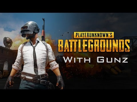 Basic Game Mechanics for PUBG's