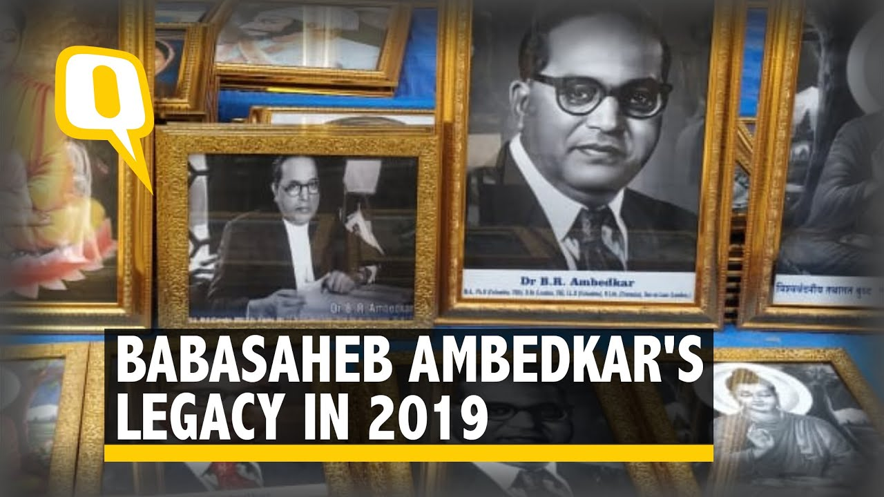 Discussing Ambedkar's Legacy in 2019: LIVE From Chaityabhoomi