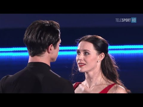GPF 2017 Tessa Virtue / Scott Moir Exhibition Gala