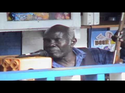 Jamaïque - Chanteur Jamaïcain - Destination croisière