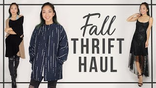 Fall Thrift Haul | Coolirpa
